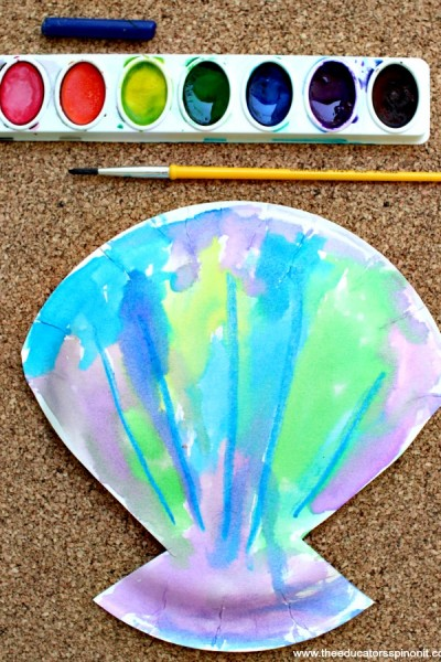 Host an Ocean Themed Playdate