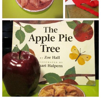 Apple Pie: Little Hands that Cook with Books