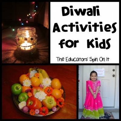Learning about Diwali with Kids