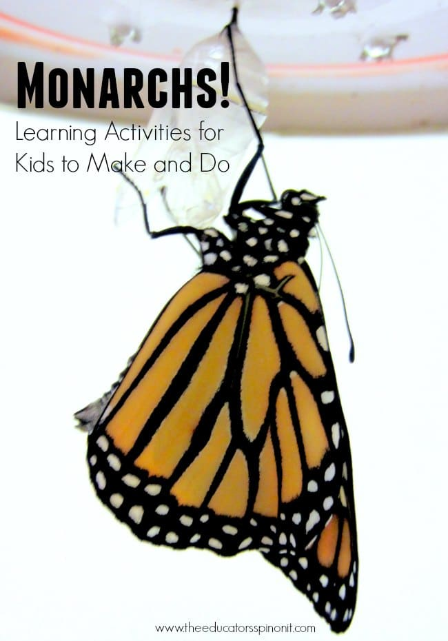 Learn with Monarchs!