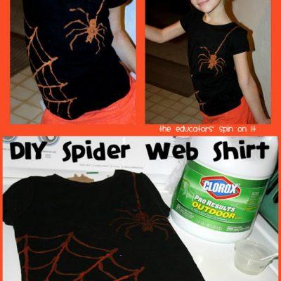 Spider Shirt!