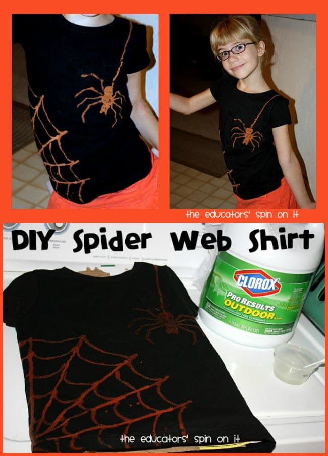 Spider Web Shirt