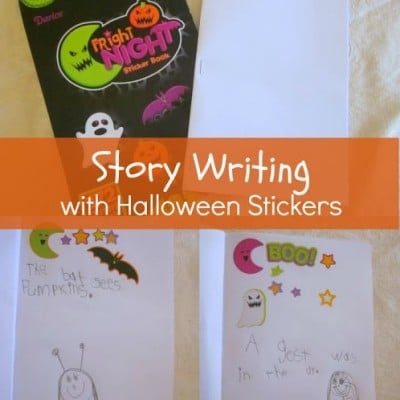 Halloween Story Writing