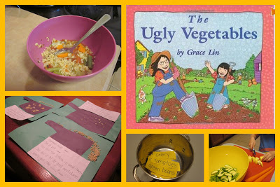 Little Hands that Cook with Books:  Alphabet Soup
