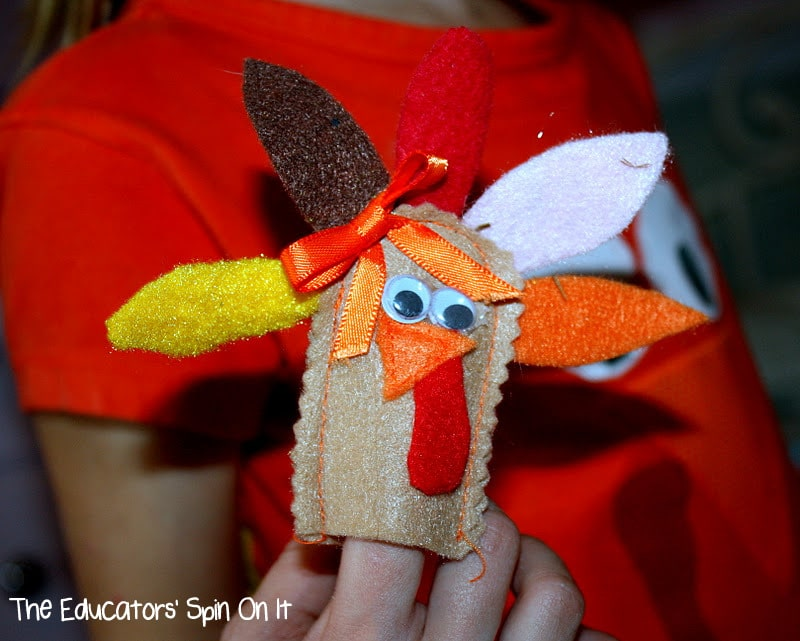 Thanksgiving activities for kids the educators 39 spin on it for Thanksgiving craft ideas for kindergarten