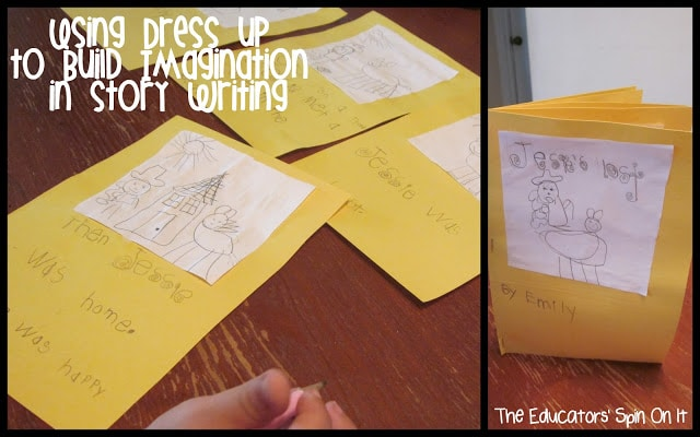 Afterschool Express: Using Playtime for Writing Inspiration