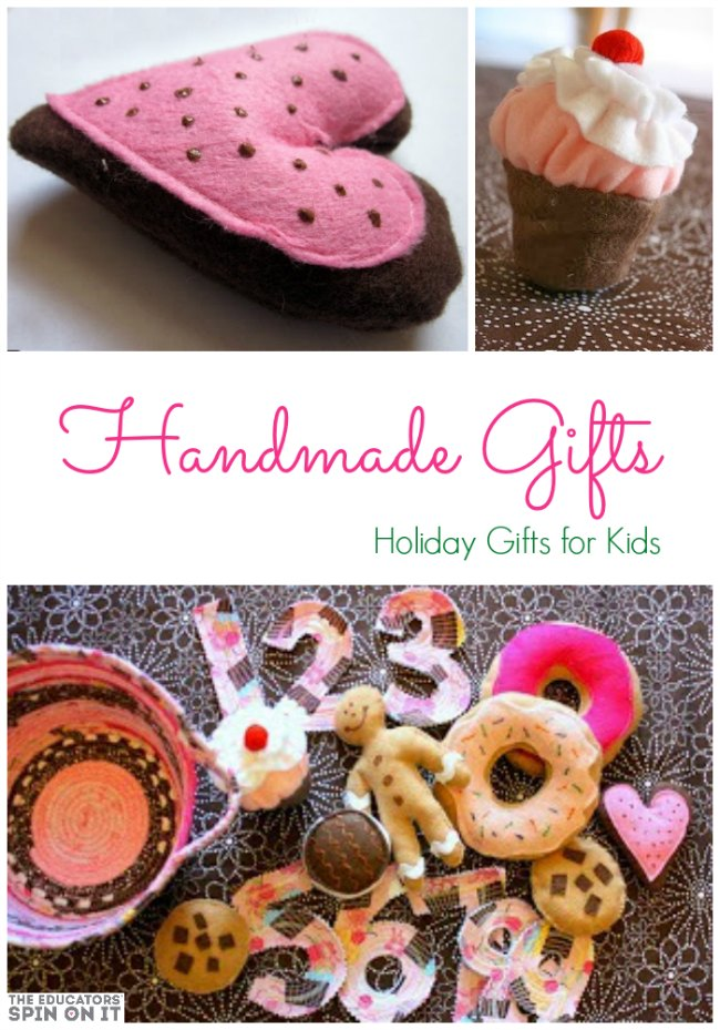 Handmade holiday gifts
