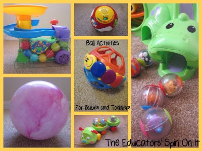 Baby Time: Balls, Balls, Balls