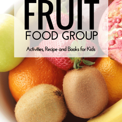 Fruit Group Learning with Kids: Balanced Eating Fun Series