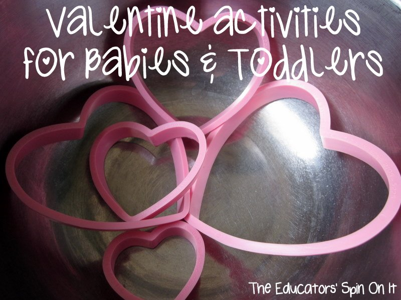 Valentines Day Activities For Babies And Toddlers The