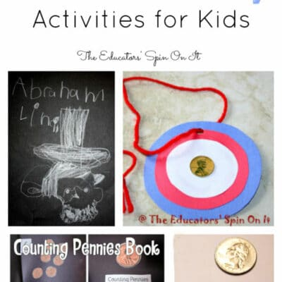 President's Day Activities for Kids