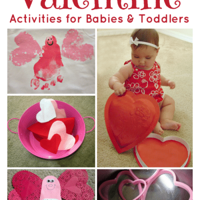 Valentine's Day Activities for Babies and Toddlers