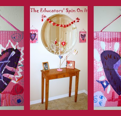 Afterschool Express: Decorating for Valentine's Day