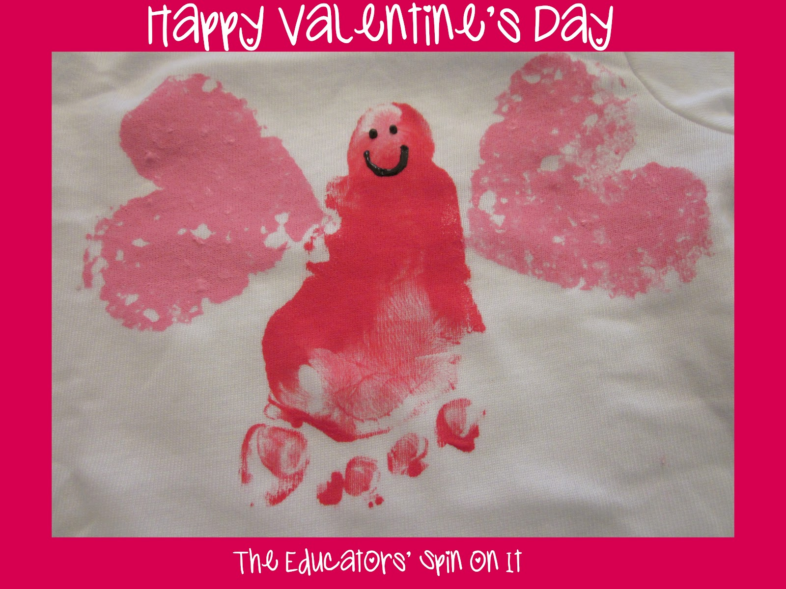Valentineu0027s Day Activities For Babies And Toddlers From The Educatorsu0027 Spin  On It
