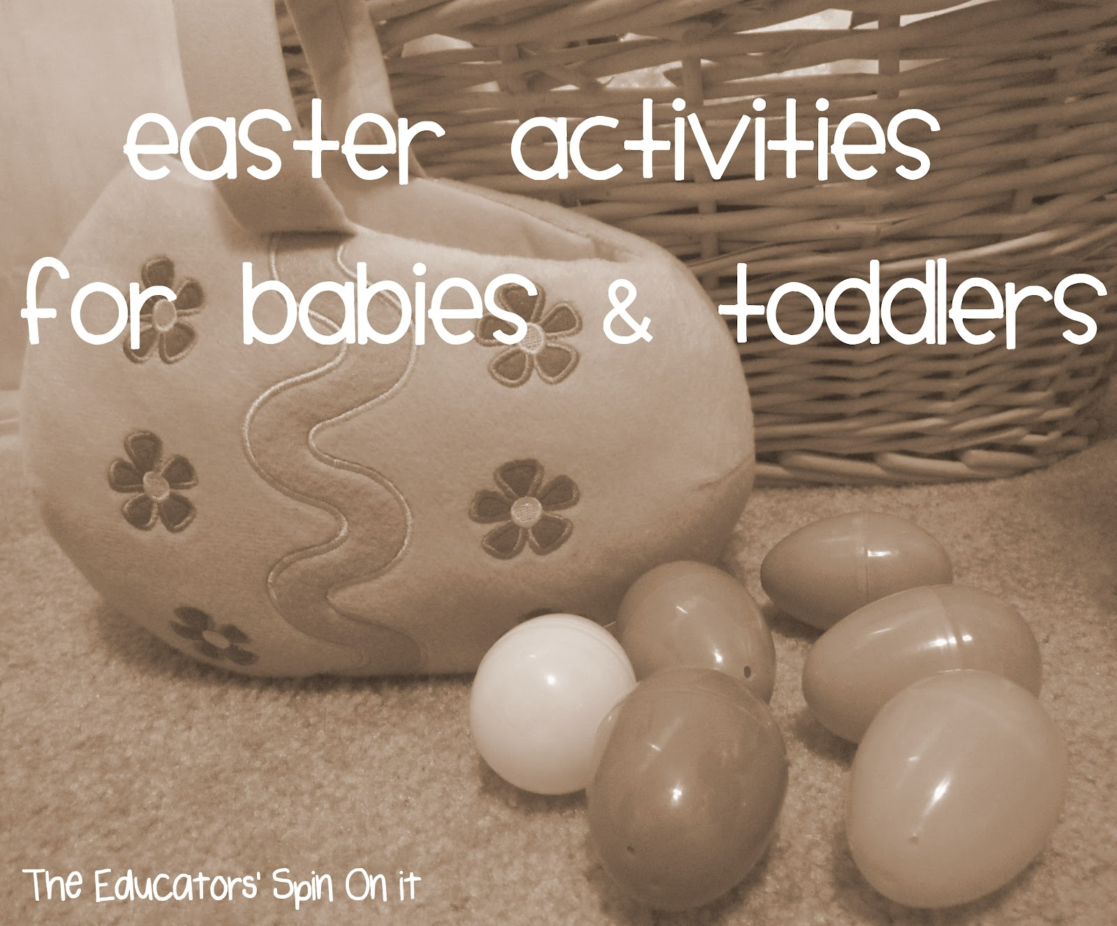 Colour activities babies - Easter Activities Crafts And Books For Babies And Toddlers