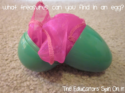 Ideas for Easter Baskets for Babies and Toddlers from The Educators' Spin On It