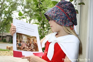 Tips for supporting a Living History Museum at your Child's School