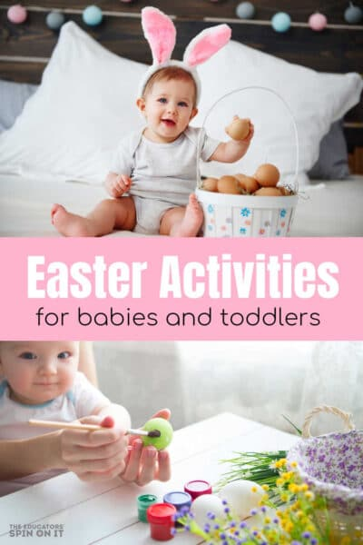 Easter Activities for Babies and Toddlers