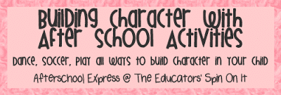 Afterschool Express: Building Character with Afterschool Activities