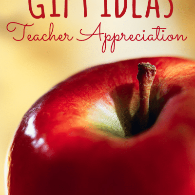 30+ Ways to Say Thank You for Teacher Appreciation Week