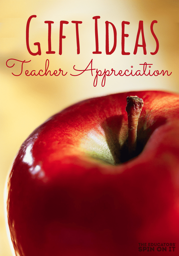 Thank You Gift Ideas For Your Child 39 S Teacher The