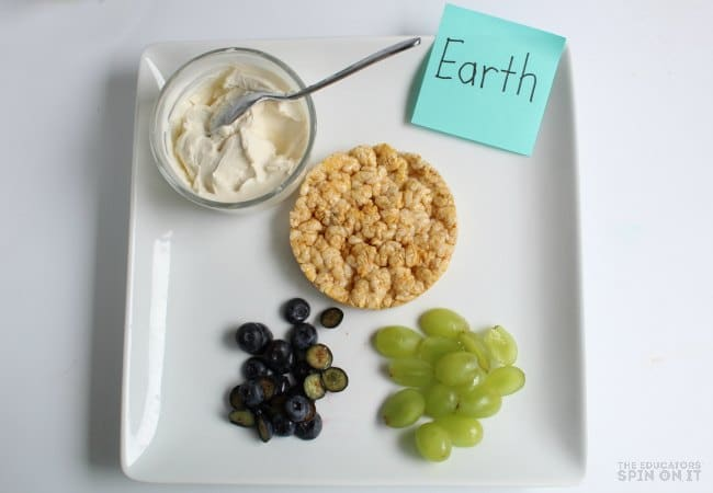 How to Make an Earth Day Snack with Kids