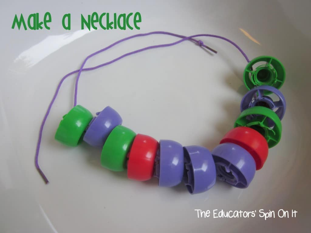 Fine Motor skills with kids. 8 Activities for Kids with Lids!