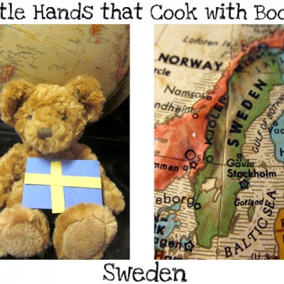 Around the World in 12 Dishes-Activities, Recipes and Books About Sweden