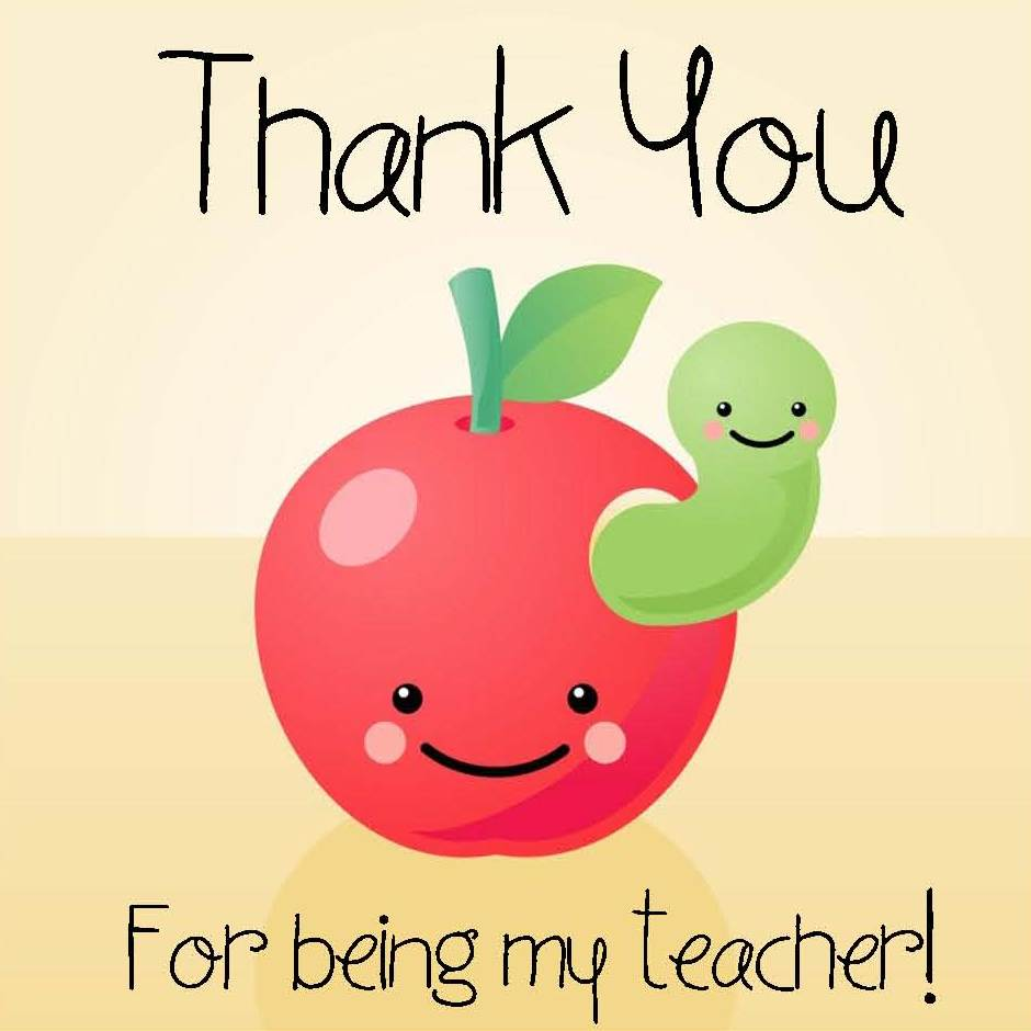 Classroom Thank You Ideas ~ Teacher appreciation gift ideas linky party the