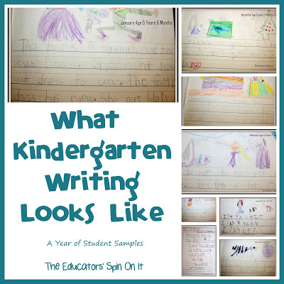 How to Encourage Kindergarten Writing