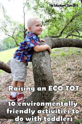 Raising an Eco Tot – 10 Environmentally Friendly Activities for Toddlers