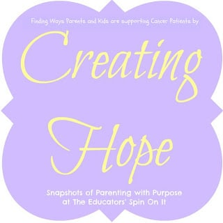 Small Hands Creating Hope Project with Kids