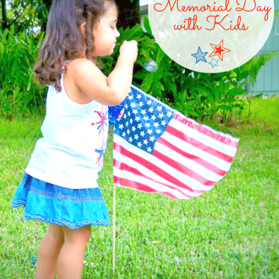 How to Discuss Memorial Day with Kids