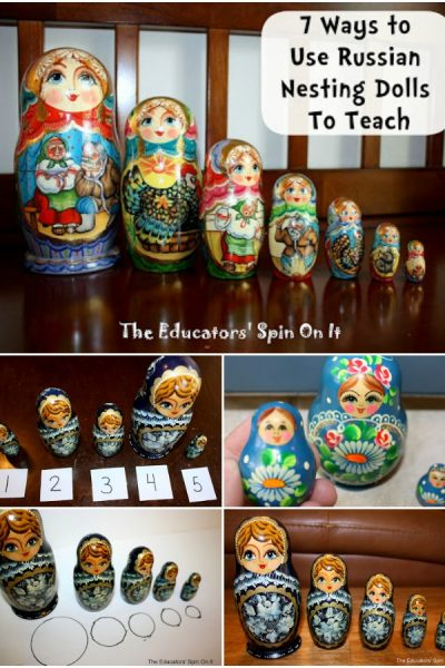 7 Ways to Use Russian Nesting Dolls to Teach