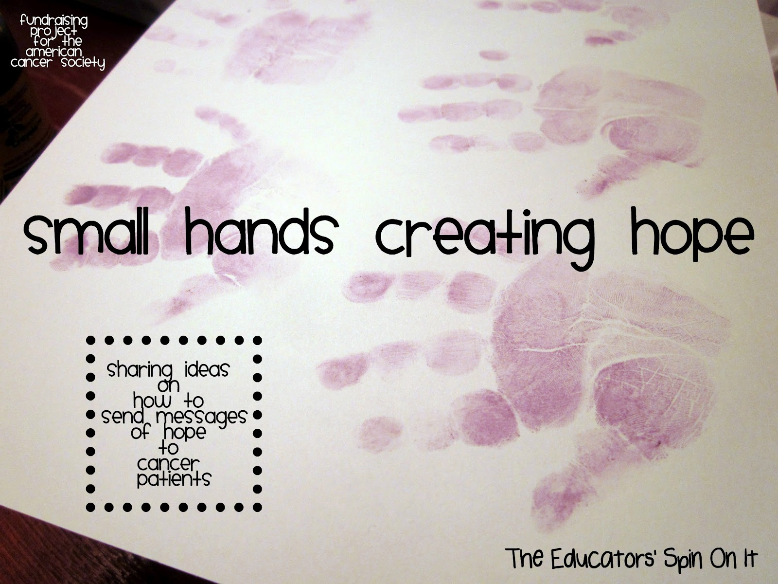Making Greeting Cards For Small Hands Creating Hope The Educators
