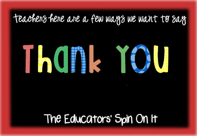 Ways to Say Thank You to a Teacher