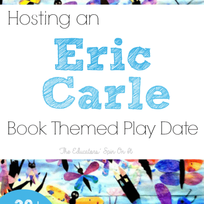Host an Eric Carle Book Party for Summer Fun with Friends