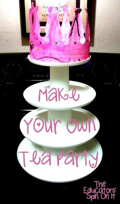 Make your Own Friendship Tea Party