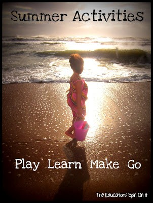 Summer Bucket List {Play Learn Make Go }