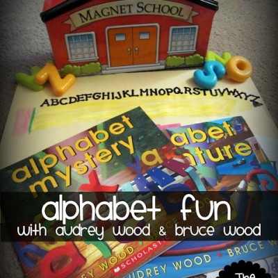 Alphabet Fun with Audrey Wood & Bruce Wood