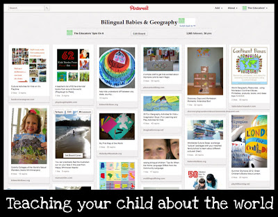 Top Global Pinterest Boards To Teach Your Children About The World