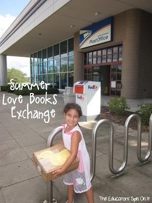 Sending Our Summer Love Books Box