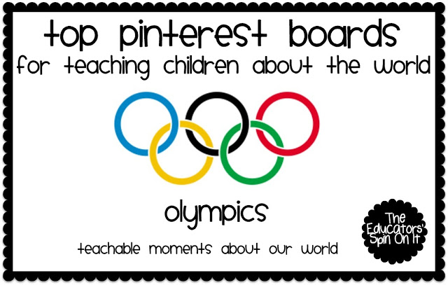 Top Pinterest Board to Teach Your Child About the World from The Educators' Spin On It