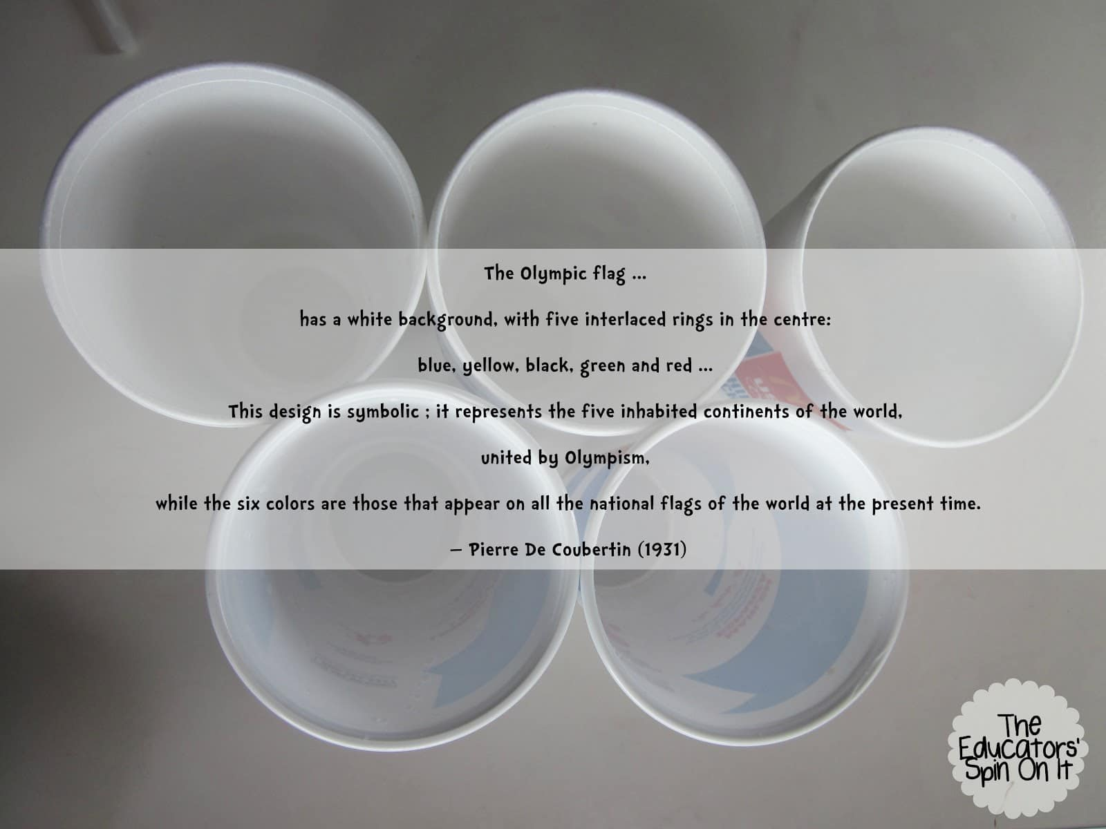 8 fun and easy ways to create olympic inspired games with recycled cups olympic torch game biocorpaavc Images