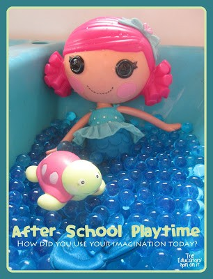 Water Bead Fun at After School Express