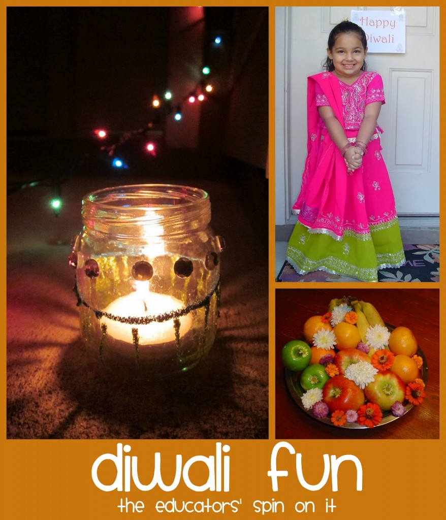 Diwali fun for kids