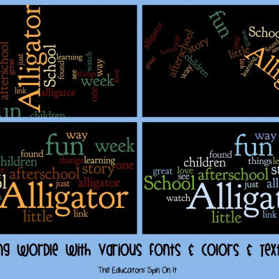 Using Wordle for Spelling Homework: After School Express