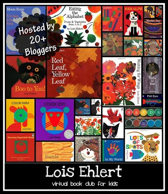 Lois Ehlert Author Study {Virtual Book Club for Kids}