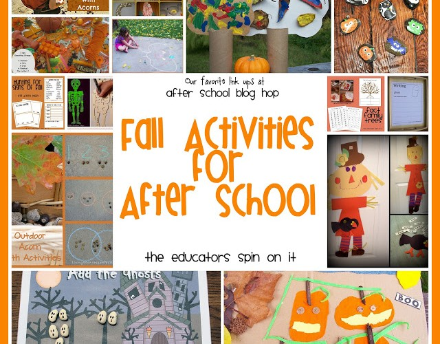 Our Favorite Fall Activities from After School Express