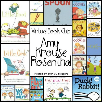 Books by Author Amy Krouse Rosenthal